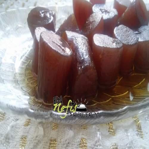 Kireçte Patlıcan Reçeli Tarifi