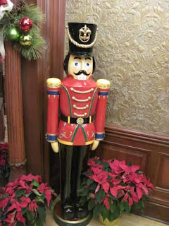 A Toy Soldier Prince of Wales Hotel Niagara-on-the-Lake