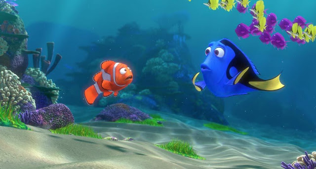 Kumpulan Foto Finding Dory dan Video Finding Dory (2016)