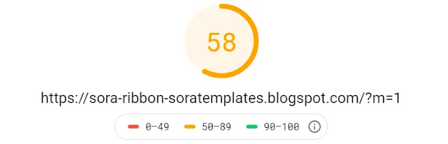 Sora Ribbon Responsive Personal Blog Tutorial Viral Trending Blog Blogger Template Theme