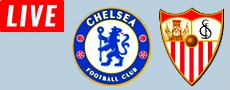 Chelsea vs Sevilla LIVE STREAM streaming