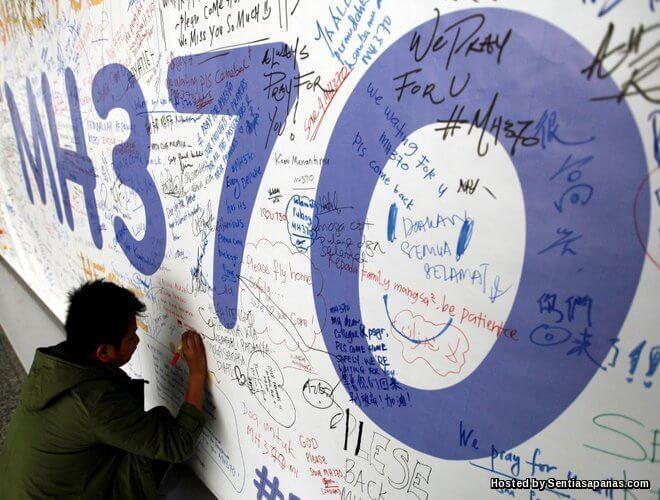 Pencarian MH370 Akhirnya Berakhir