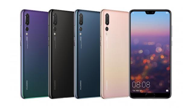 Huawei P20 și P20 Pro au fost prezentate oficial. Design asemănător iPhone X și camera triplă Leica