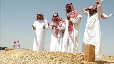 Unmark Grave Raja Fahd