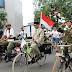 Ribuan Peserta Fun Bike Dilepas Rektor