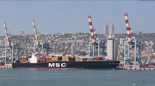إسرائيل ، التطبيع ، المغرب ، زيارة سرية لإسرائيل ، سفينة إماراتية ، شرطة المغرب ، ميناء حيفا، القدس العربي، حربوشة نيوز