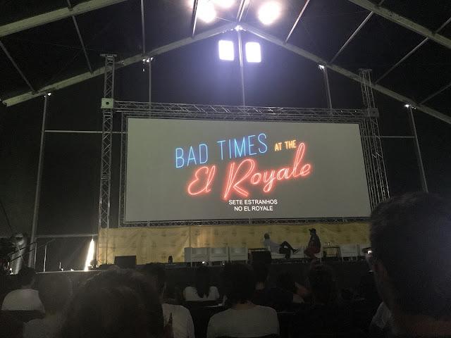 7 Estranhos no El Royale