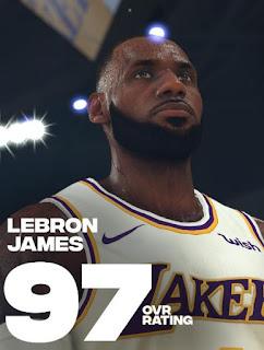 NBA 2K20 - LeBron James