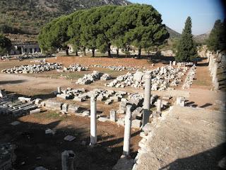 город эфес турция