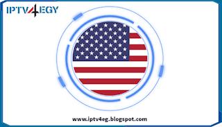 Iptv America list M3u All Channels