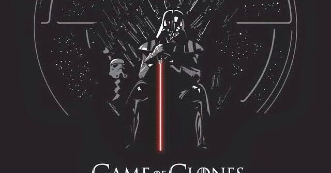 Android Best Wallpapers Star Wars Game Of Clones Parody Illustration Android Best Wallpaper