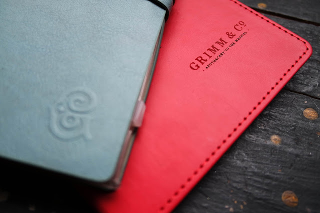 Grimm and Co shop notebooks