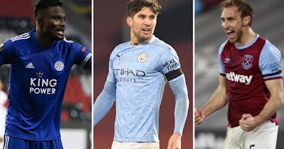 لاعبين في الدوري الانجليزي