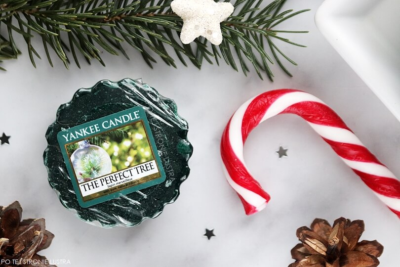wosk yankee candle the perfect tree