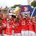 Pilares da conquista do Inter exaltam título e torcida colorada
