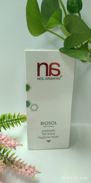 Jaga Miss V Dengan PRODUK NEIL ARMAYAN | BIOSOL With Honey, Prebiotic Feminine Hygiene Wash