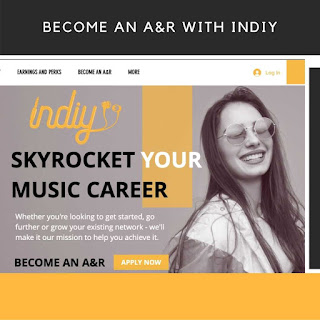 Become an A&R with Beindiy.com