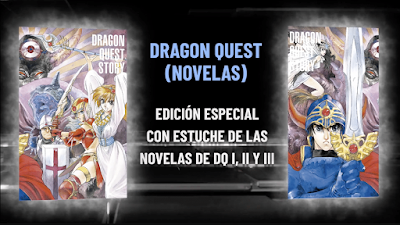 - Novelas de Dragon Quest