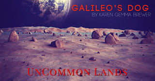 """""""Galileo's Dog"""" by Karen Gemma Brewer"""