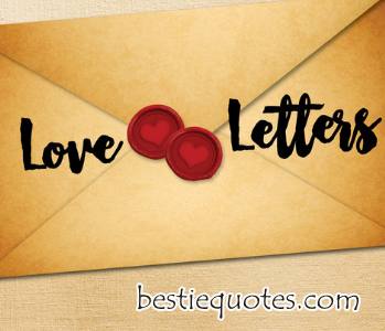I Love You Letters For Him From The Heart