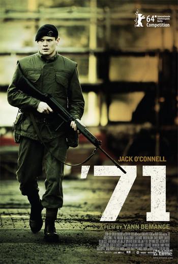 '71 (2014) แดนเดือดคืนหนีตาย [ซับไทย]