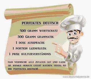 Niemiecki w opiece - Przepis na perfekcyjny niemiecki
