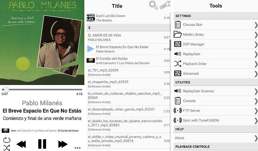 Los mejores reproductores de audio y video para Android de la temporada