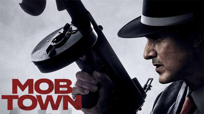 Mob Town (2019) Web-DL 720p Latino-Ingles