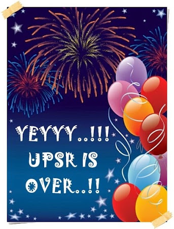 UPSR IS OVERR!!!