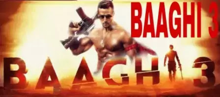 Baaghi 3 Full Movie Download Tamilrocker