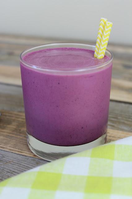 Very Berry Beet Protein Power Smoothie Recipe