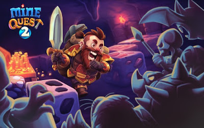 Mine Quest 2 MOD (unlimited money) APK For Android