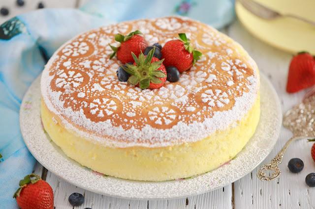 Cheesecake, Nhật Bản