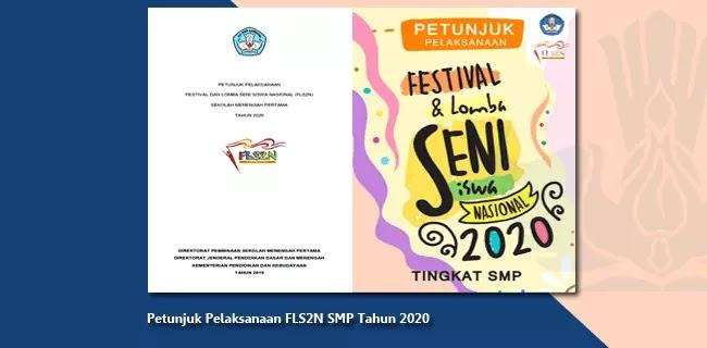 Petunjuk Pelaksanaan FLS2N SMP Tahun 2020