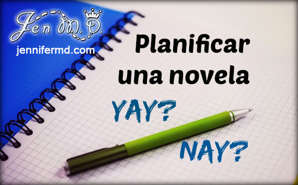 Planificar novela