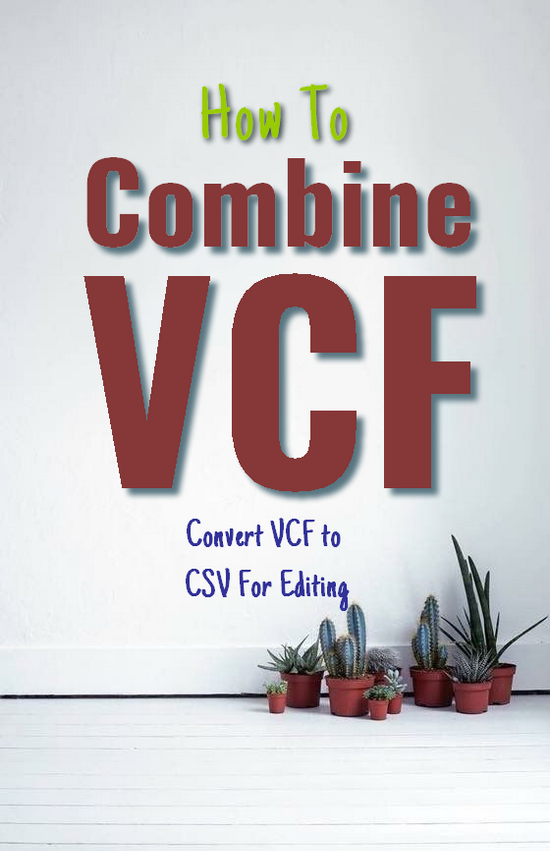 how to merge / combine multiple vcf files in to one file and then convert vcf file to a csv format