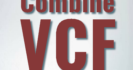 Merging Many  VCF Files In One File & Convert To CSV | TopTrix