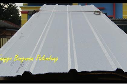 Harga seng alkan / atap alkan per meter di Palembang