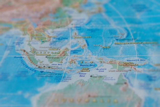 Pengaruh Letak Geologis Indonesia