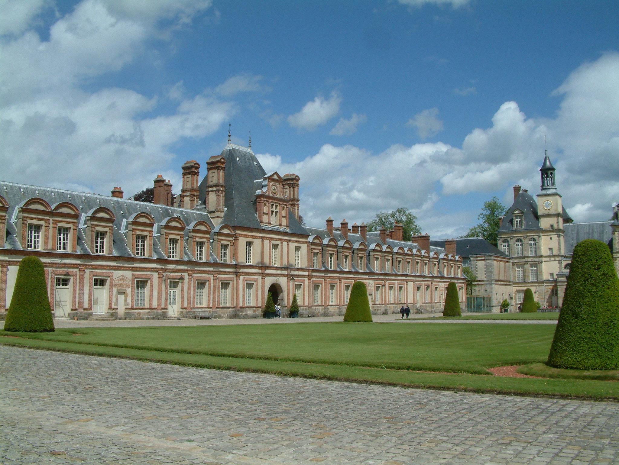 Château de Fontainebleau France
