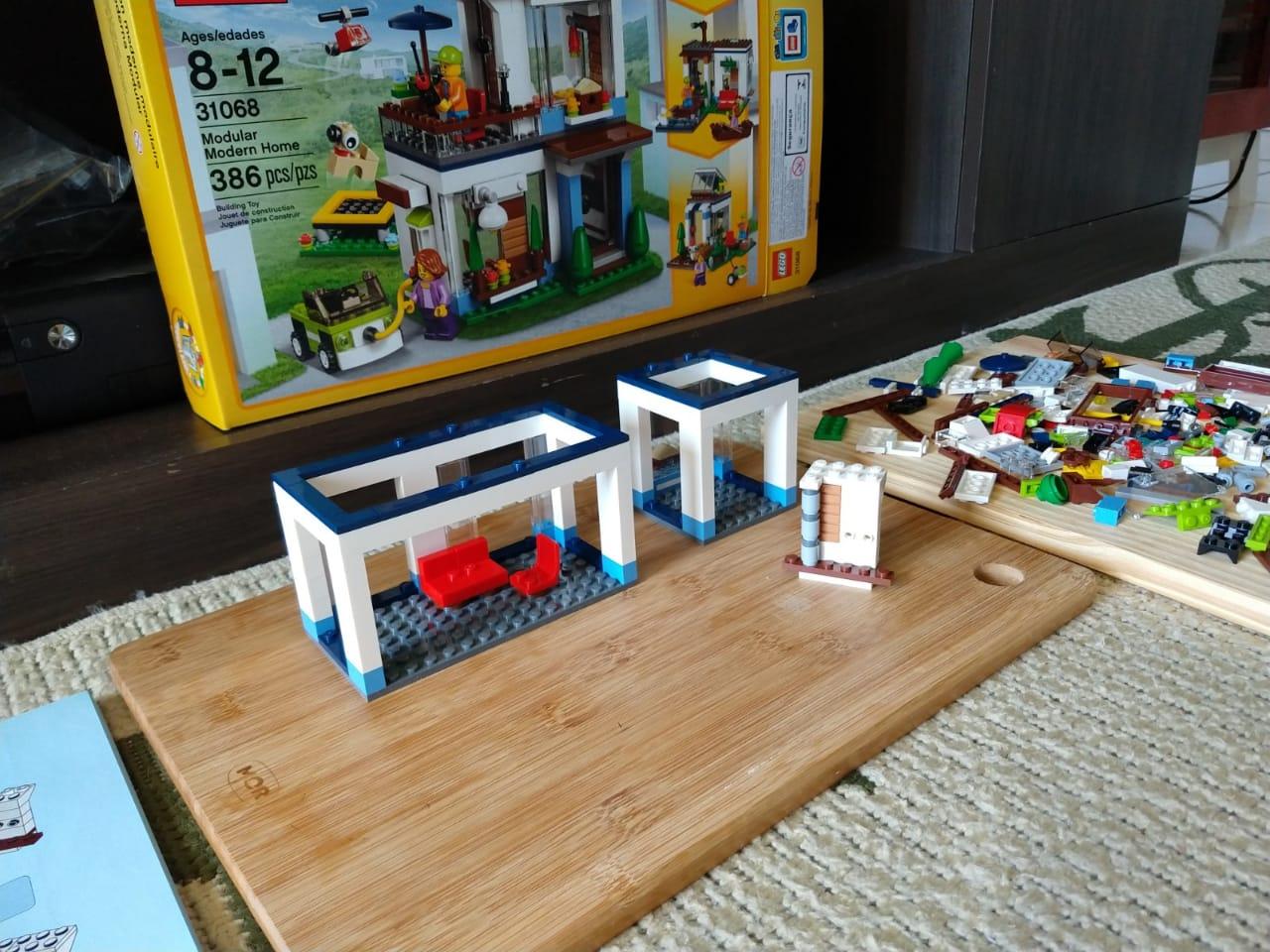 lego modular home 3