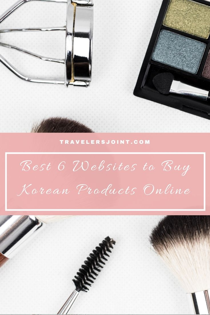 Best 6 Websites to Buy Korean Products online