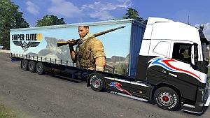 Sniper Elite 3 trailer mod