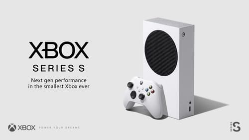 Microsoft confirms the Xbox Series S release date.