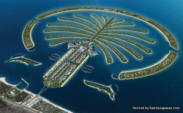 Palm Island, UAE
