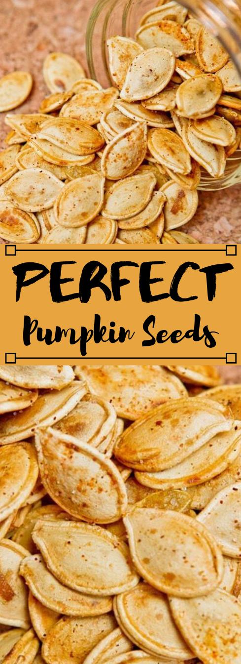 How to Make Perfect Pumpkin Seeds #perfect #pumpkin #dinner #healthyrecipes #easy