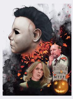Printed in Blood John Carpenter's Halloween Artbook