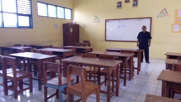 Muhadjir dan Kemendikbud Bahas Pendidikan di Era New Normal, Jokowi Tunda Masuk Sekolah