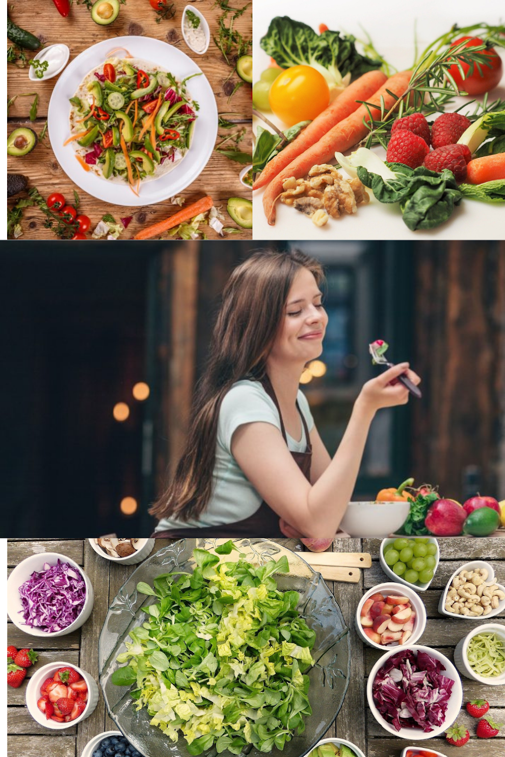 Raw Food Self Made 60 recipes for a happy body and mind