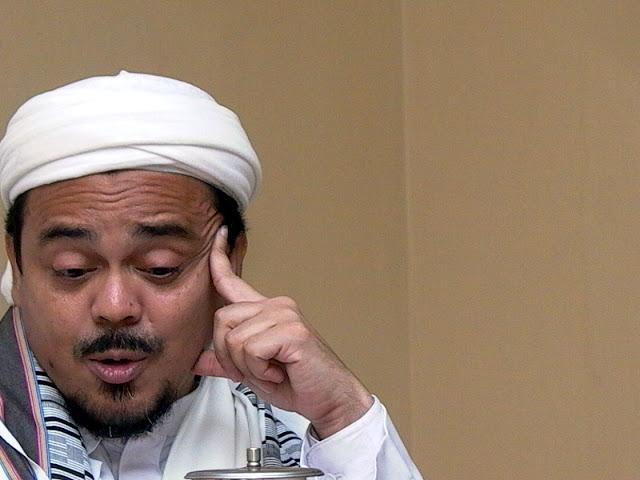Merusak Citra Habaib, ini Surat Terbuka dari Habib Acin Muhdor Teruntuk Habib Rizieq Shihab